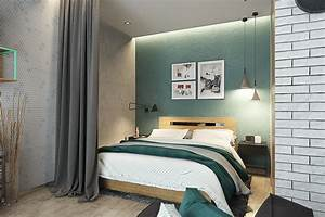 Small, Bedroom, Designs, By, Minimalist, And, Modest, Decor, Which