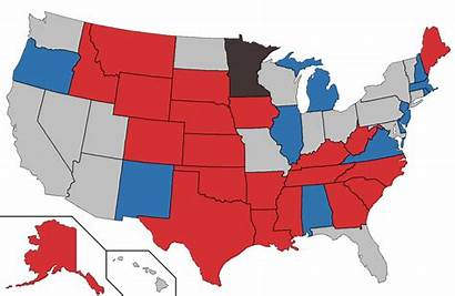 Election Senate Map Elections States United Wikipedia
