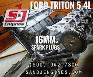 54 L Triton Crate Engine