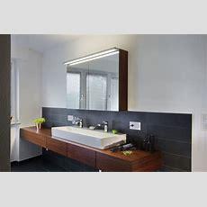 Moderne Badmöbel Mit Waschtischplatte