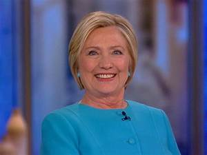 Hillary Clinton opens up about the moment she realized she ...