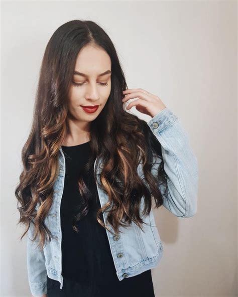 long wavy hair ideas trending
