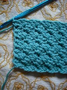 Purple Chair Crochet  Sedge Stitch Tutorial  Free