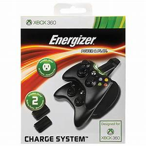 PDP Energizer Controller Charger For Xbox 360 Xbox 360