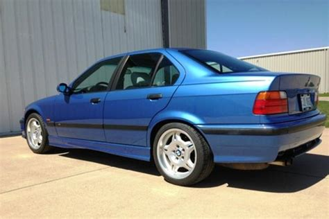 This Beautiful, Clean, Lowmileage E36 Bmw M3 Is On