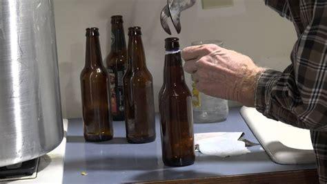 removing labels  beer bottles youtube