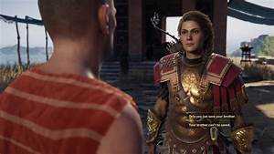Assassin's Creed Odyssey Kingfisher & Robin Quest - Save ...