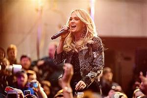 Carrie Underwood Talks Inequality In Country Music