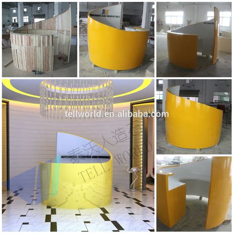 Checkout Counter Cashier Desk,Modern Design Reception