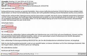 Offene Rechnung Giropay : offene rechnung per mail gef hrliche e mails erneut ~ Themetempest.com Abrechnung
