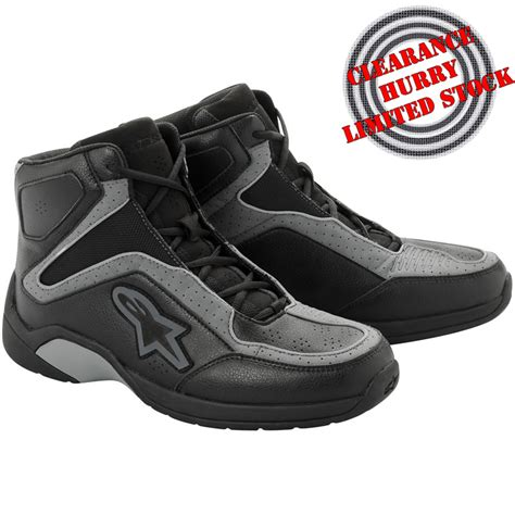 motorcycle riding sneakers alpinestars 2012 blacktop motorcycle scooter commuter