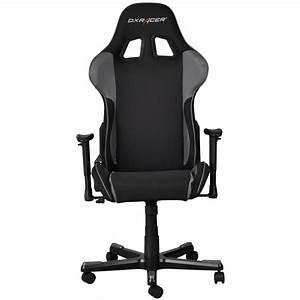 Dxracer Gaming Stuhl : dxracer fe11 formular gaming stuhl schwarz grau bei ~ Buech-reservation.com Haus und Dekorationen