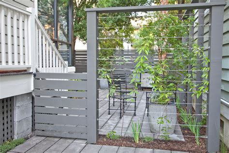 modern design fence spectacular inexpensive privacy fence ideas decorating ideas gallery in landscape modern design