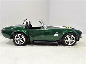 1966 Shelby Cobra Factory 5 28425 Miles Green 5 0 Liter V8