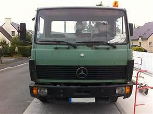 Mercedes De Occasion : camion mercedes 809 occasion ~ Gottalentnigeria.com Avis de Voitures