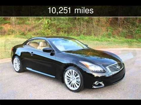 infinity car 2012 2012 infiniti g37 convertible base used cars mooresville