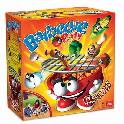 Barbecue Goliath Games Spel Pop Toys Board