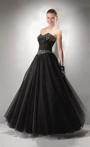 cheap hot beading sweetheart tulle black wedding dress buy With buy black wedding dress