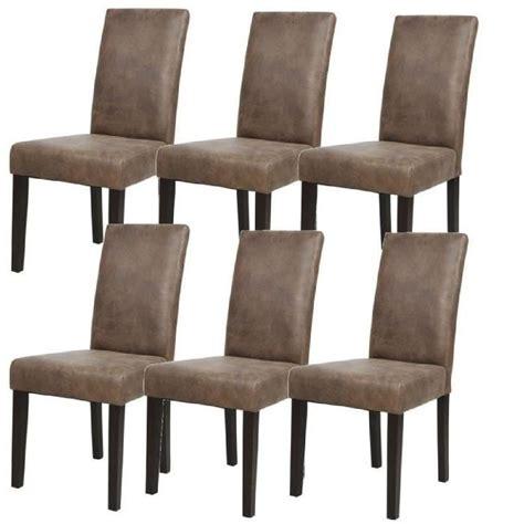 chaise de salle chaises de la salle a manger