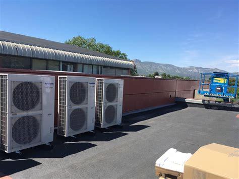 climatisation bureau climatisation reversible 400m2 bureau vallée à aubagne