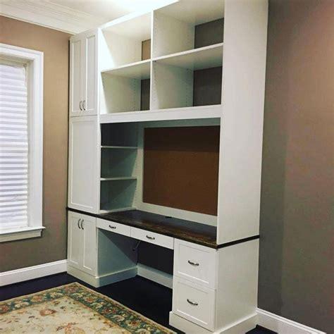 Chesapeake Closets by Home Office Desk Unit Chesapeake Closets