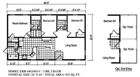 manufactured home  pa multi sectional modular home