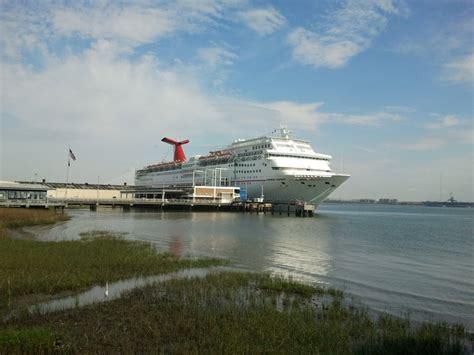 Cruise Ship Port In Charleston SC | Charleston SC | Pinterest