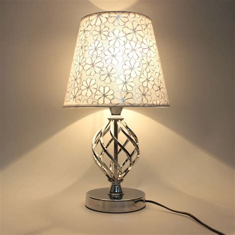 Modern Style Table Lamp Bedside Bedroom Table Light Ac