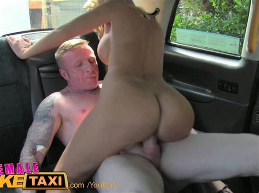 #Femalefaketaxi #Driver #Takes #A #Facial #For #A #Fare