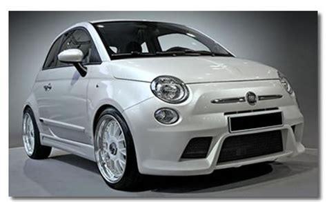 Fiat Car Accessories by Fiat 500 Car Accessories And Styling Bosi Exhausts