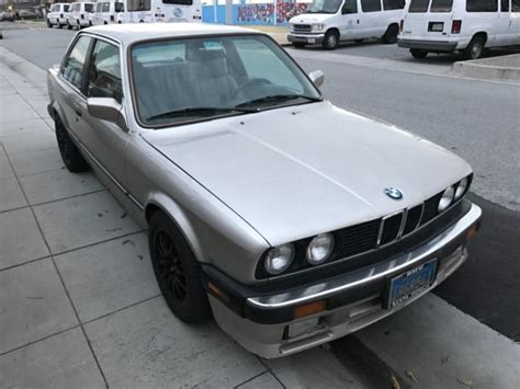 1986 Bmw 325es E30 5 Speed! For Sale