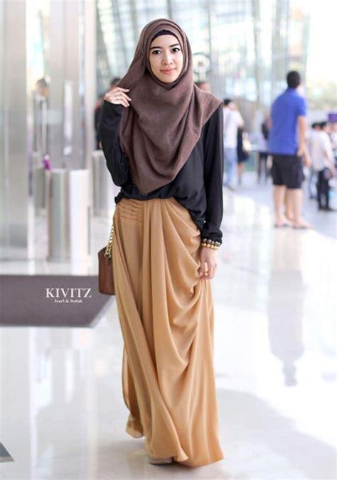 travel  style modest hijab fashion