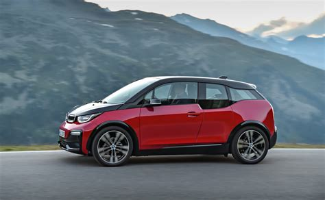 2018 Bmw I3 Revealed I3s Gets More Power, Sportier