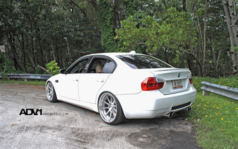 Bmw E90 Wheels by Bmw E90 M3 On 20 Quot Adv10 Track Spec Wheels Bmw E90 M3 On