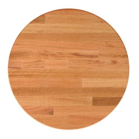 round butcher block table top john boos round blended oak butcher block table tops
