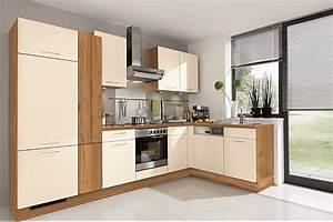 Küchen Ohne Geräte L Form : burger musterk che winkelk che l form 310 cm x 175 cm ~ Michelbontemps.com Haus und Dekorationen