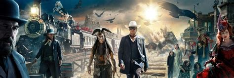 the lone ranger 2013 directed by verbinski