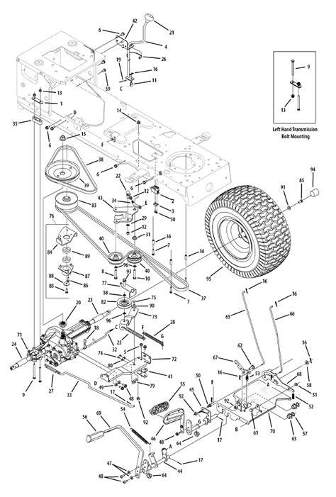 troy bilt bronco drive belt diagram troy bilt bronco deck diagram mtd belt routing