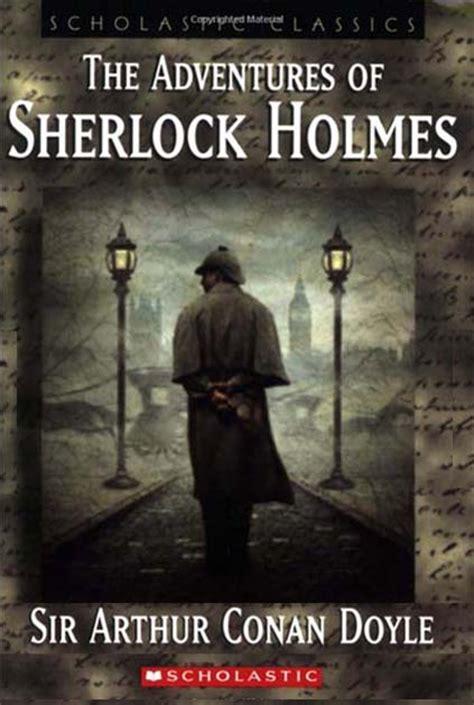 sherlock holmes conan doyle arthur sir stories books adventures detective strand short magazine novel series handpicked creator its classic young