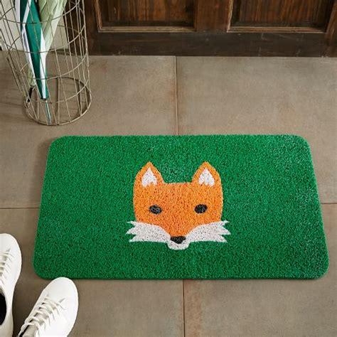 Fox Doormat by Fox Doormat West Elm
