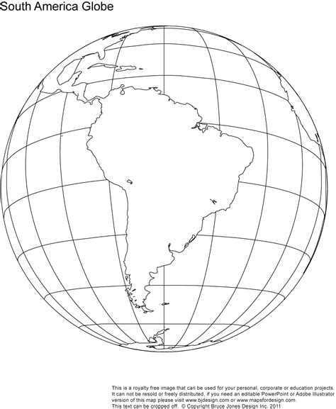Map Of North And South America For Kids Coloring Home