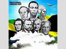 Jamaica's national heroes Black History oldies but