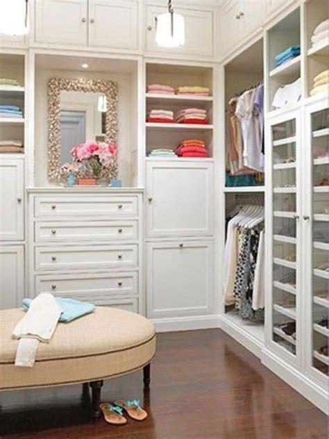 white walk in wardrobe closet interior design