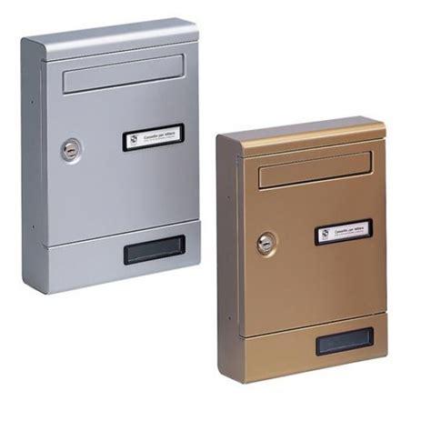 Cassette Portalettere by Cassetta Lettere Alluminio Silmec 2 Colori From Category