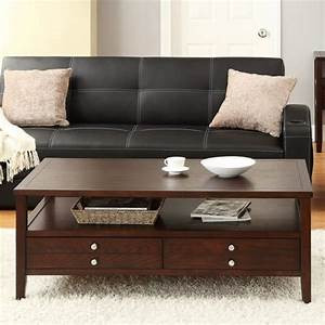 11 coffee tables with built in storage space With coffee table with storage space