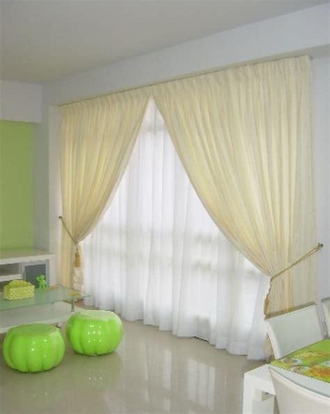serene living room  zen curtain decorating ideas