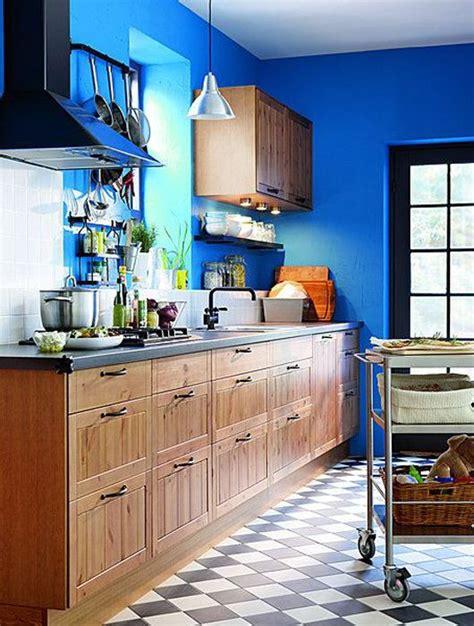 deco cuisine bleu cuisine bleu 25 id 233 es d 233 co cuisine bleue