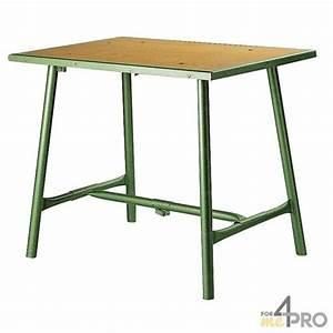 Table De Travail Pliante 4mepro