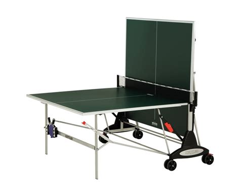 kettler stockholm outdoor table tennis table green