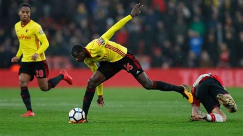 Man Utd Join Arsenal & Liverpool in Race for Watford Ace ...